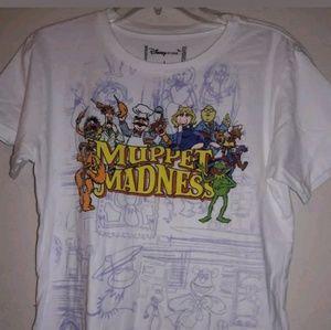 Disney MUPPET MADNESS LARGE T-SHIRT